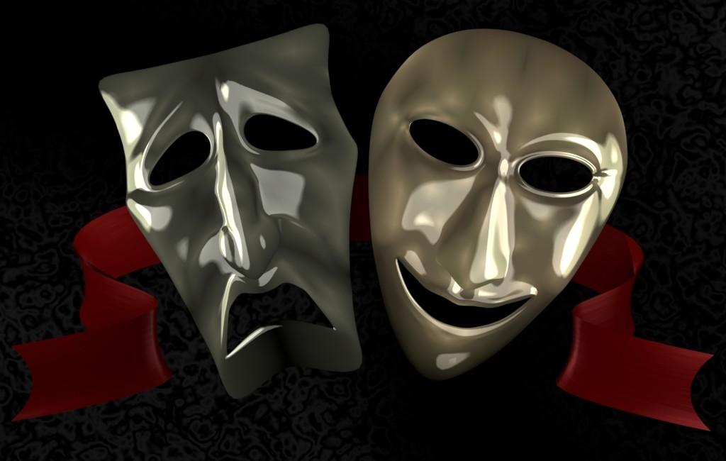 Tiyatro bir mekteb-i edeb değildir, mekteb-i fuhşiyattır Batı'da.