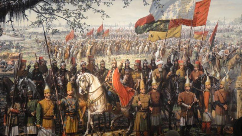 Fatih Sultan Mehmet Han Konuşuyor!