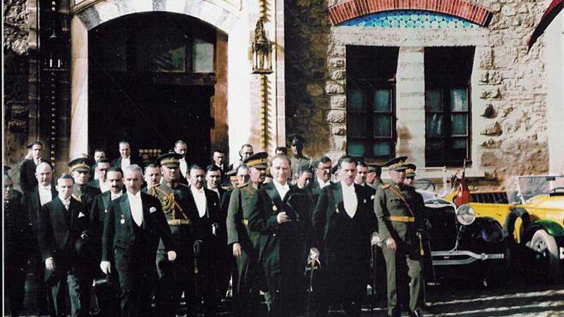 Türkiye Cumhuriyeti'nin 1930lar'daki Tasviri