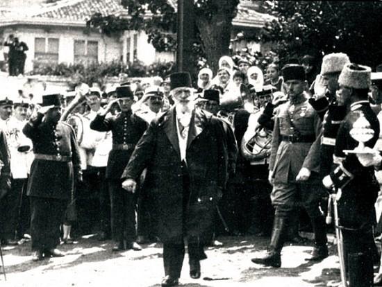 """""""Ordular İlk Hedefiniz Akdeniz'dir"""""""