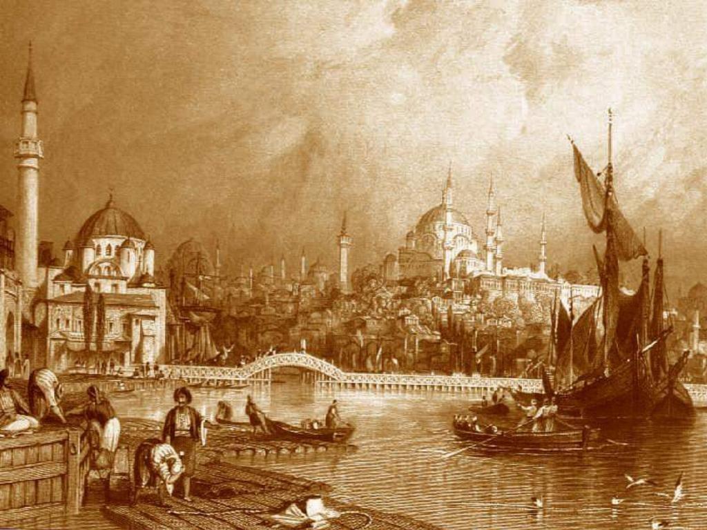 Batı'nın Osmanlı Algısı: Hem Canavar Hem Pazar