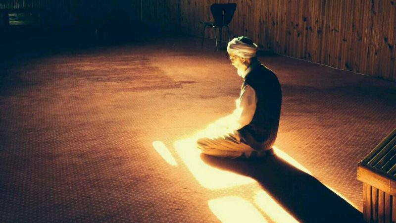 Allah'ın Fazlını Keremini Kulda Ki Kusur Önler