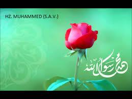 Hz.Muhammed (a.s) Hakkında