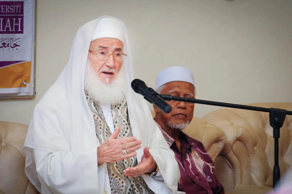 Prof. Dr. Muhammed Ali Es-Sabuni: Oryantalizmden Etkilenenler Kur'an-ı Kerim 'i Doğru Anlayamazlar