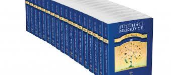 İbn Arabi – Futuhat-ı Mekkiye,cild:7 'Notlarım'