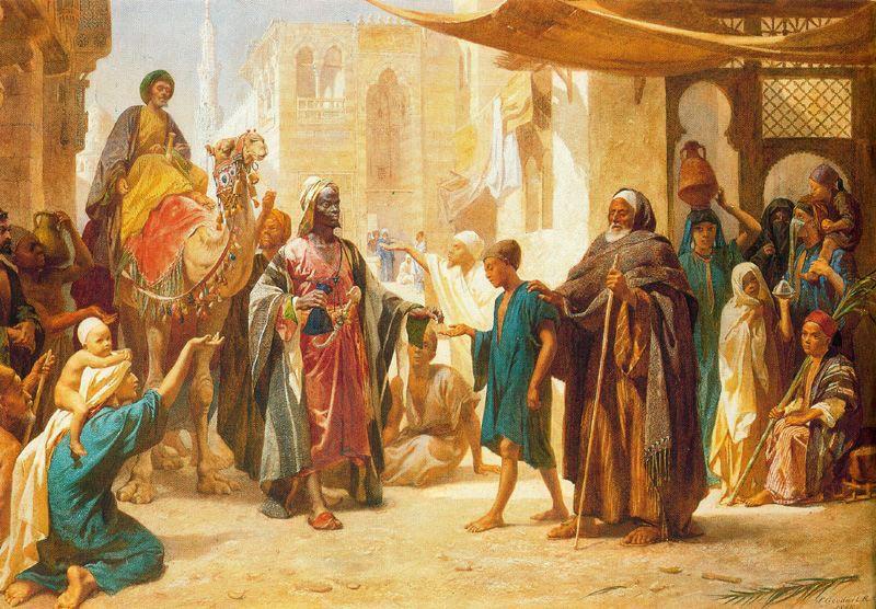 Oryantalizm,Seyyahlar ve Batı'nın Doğu Simgesi