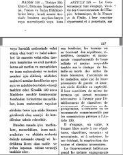 Çanakkale Toprağı düşmanımıza satıldı (Lozan 128. madde)