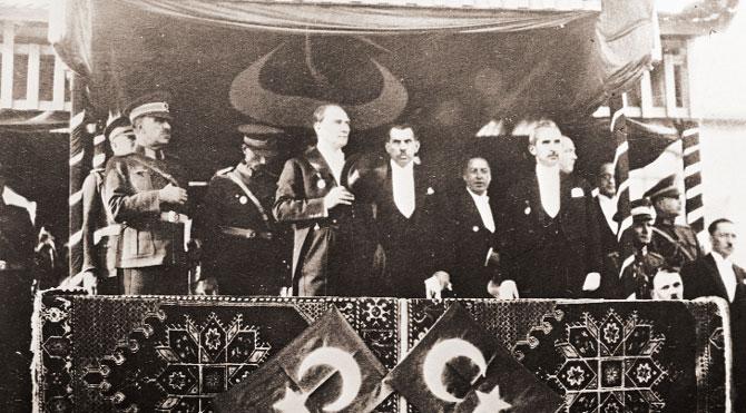 Türkiye'de Siyasal Sistemin İnşası(1923-1926) -1