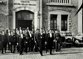 TBMM Hükümeti Birinci Meclis (1920-1923) -1