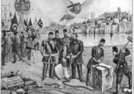 """tanzimat2 Batı'ya yönelen ilk Osmanlı """"aydınları."""