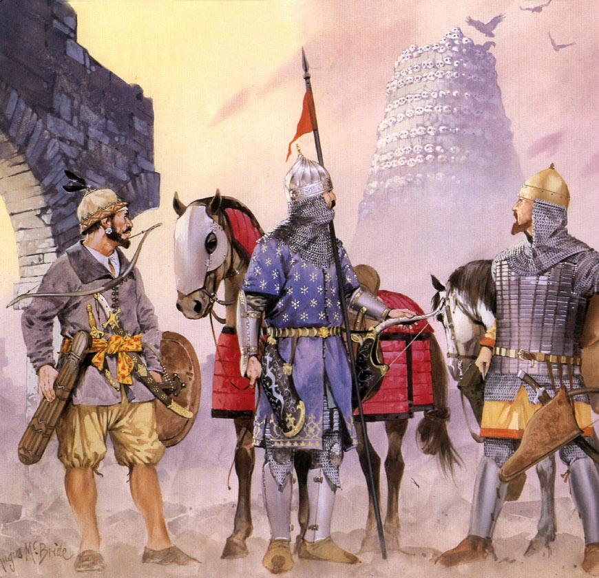 4 Selçuklu Devrinde Askerî ve İdarî Müesseseler
