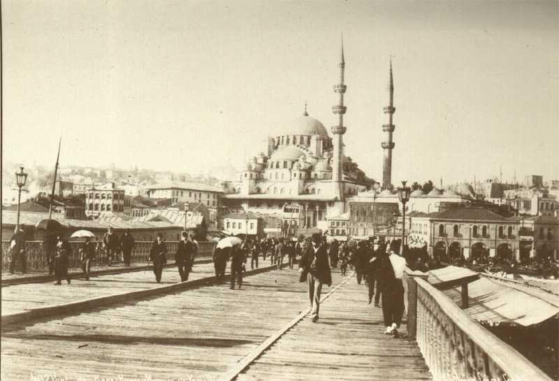 İstanbulu Mekan Edinen Batılılar