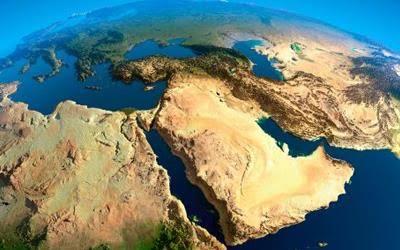 Ortadoğu ve Anglosaksonlar-1