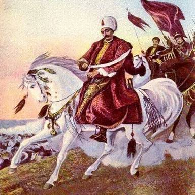 Yavuz Sultan Selim'in Kudüs Ziyareti
