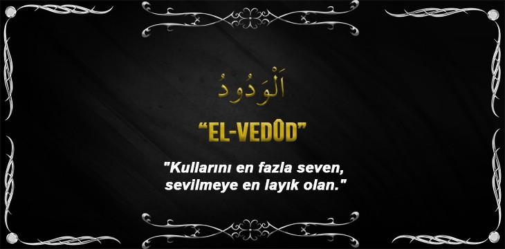 el-Vedûd