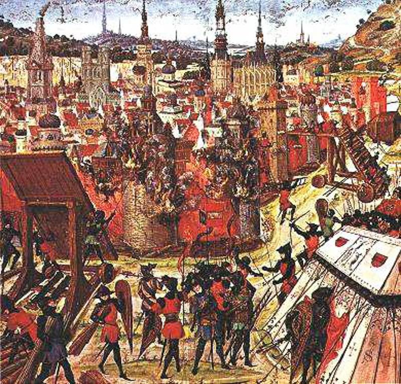 Avrupa'nın Ortaçağ'ı