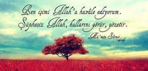 Allah'a Sığınma