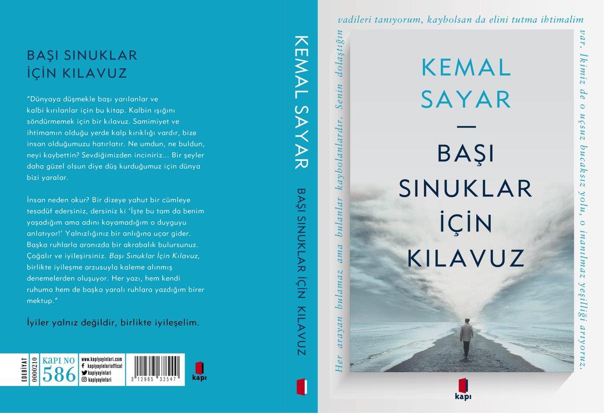 """Kemal Sayar – Başı Sınuklar İçin Kılavuz """"Notlar"""" -1"""