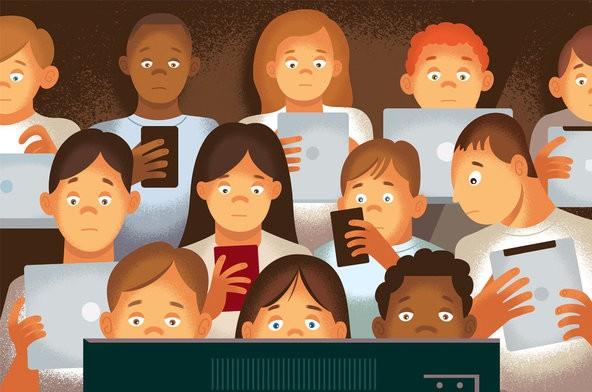 Ekrana Bağımlı Beyin