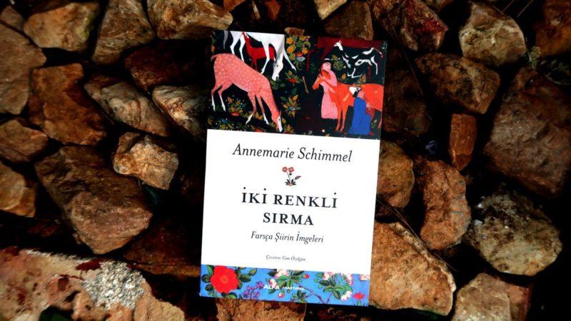 Annemarie Schimmel – İki Renkli Sırma Adlı Kitabından Alıntılar