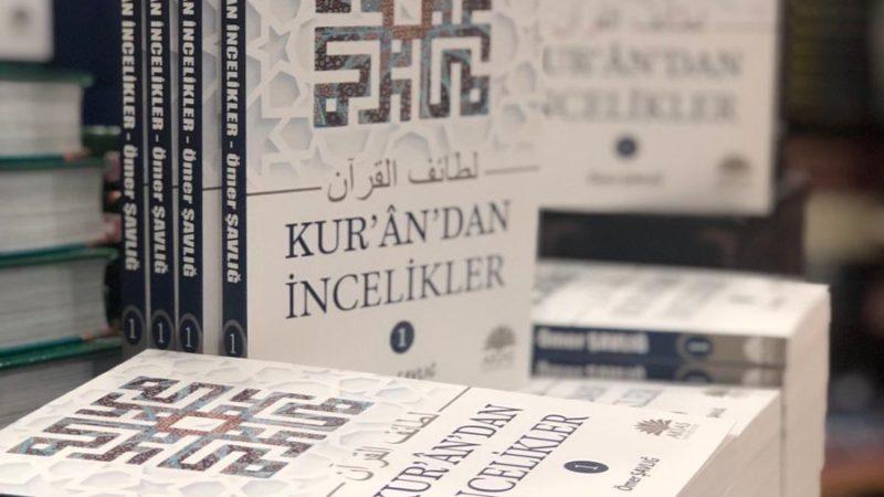 """Ömer Şavlığ – Kur'an'dan İncelikler 2 """"Alıntılar"""""""