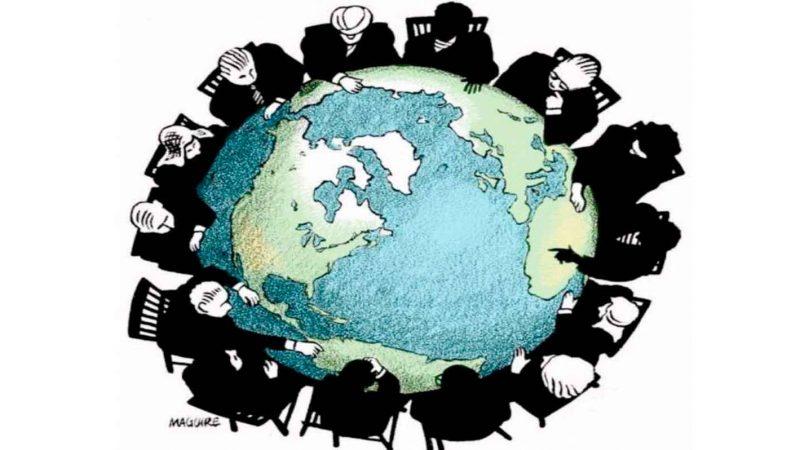 Küreselleşmenin Savaşları ve Buharlaşan Adil Savaş Kuramı